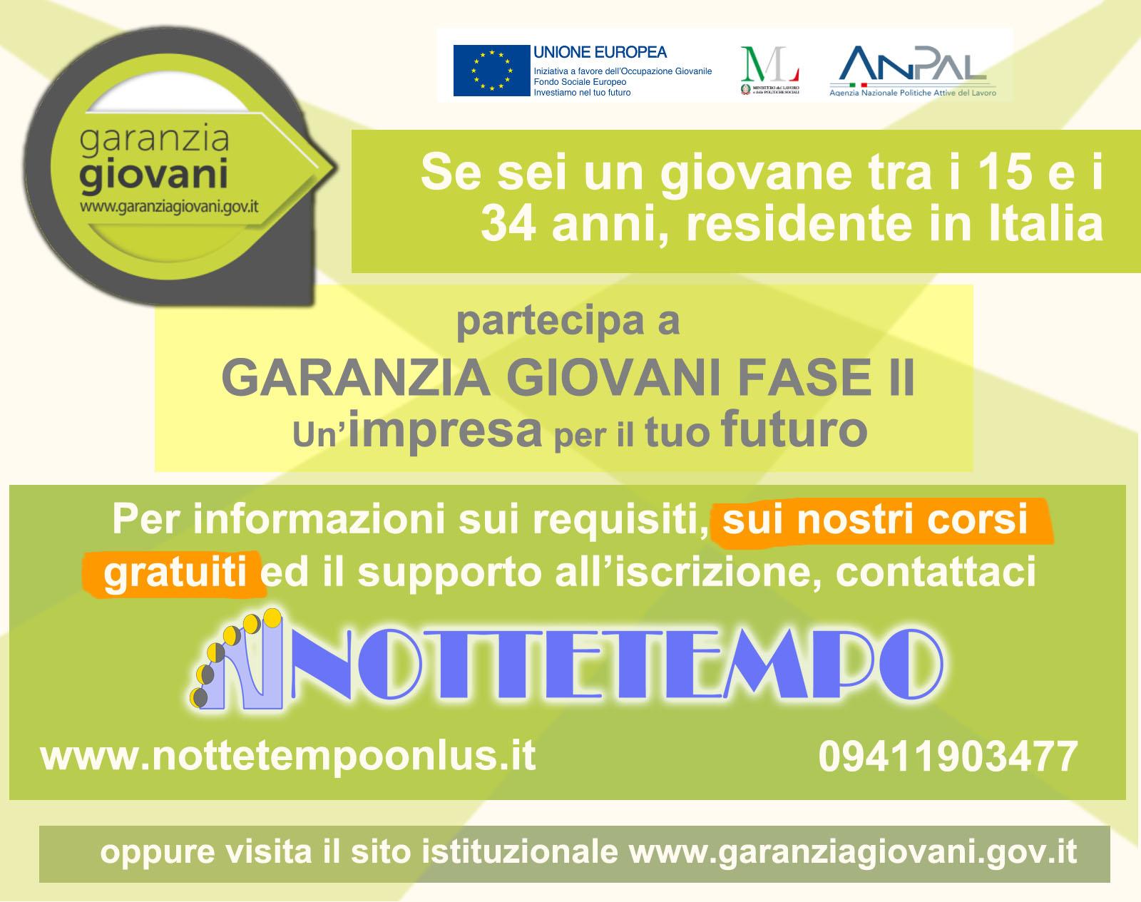 Al via in Sicilia Garanzia giovani fase 2
